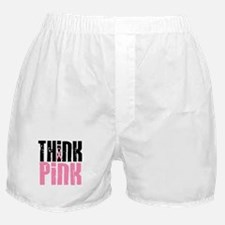 Think Pink 5 Boxer Shorts