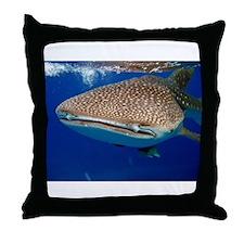AJ's Diving Paraphernalia Throw Pillow