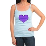 Purple Heart Jr. Spaghetti Tank