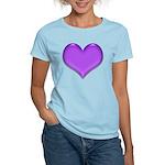 Purple Heart Women's Light T-Shirt
