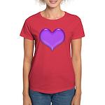 Purple Heart Women's Dark T-Shirt