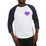 Purple Heart Baseball Jersey
