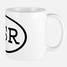 SSR Oval Mug