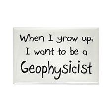 When I grow up I want to be a Geophysicist Rectang