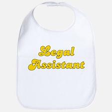 Retro Legal Assis.. (Gold) Bib