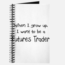 When I grow up I want to be a Futures Trader Journ