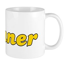 Retro Limner (Gold) Mug