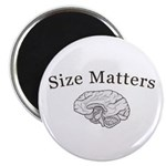 "Size Matters 2.25"" Magnet (10 pack)"