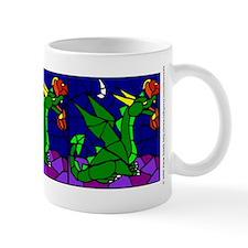 The Dragon of Firedrake Mountain Mug
