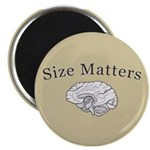 "Size Matters 2.25"" Magnet (100 pack)"