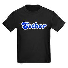 Retro Esther (Blue) T