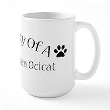 Spoiled Rotten Ocicat Mug