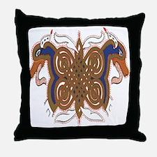 Kilmacrennan Throw Pillow