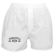 Venezuela 1811 Boxer Shorts