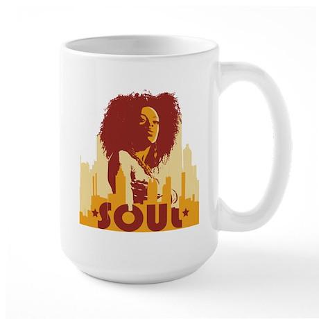 City Soul Large Mug