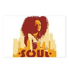 City Soul Postcards (Package of 8)