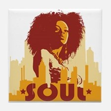 City Soul Tile Coaster