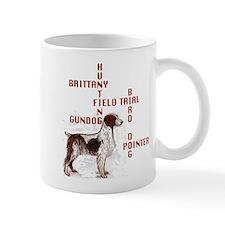 Brittany Crossword Mug