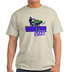 Winter Rules Light T-Shirt