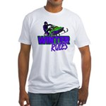 Winter Rules Fitted T-Shirt