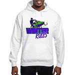 Winter Rules Hooded Sweatshirt