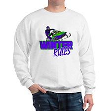 Winter Rules Sweatshirt
