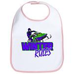 Winter Rules Bib
