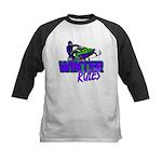 Winter Rules Kids Baseball Jersey