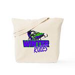 Winter Rules Tote Bag