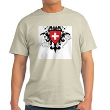 Stylish Switzerland T-Shirt