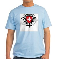 Stylish Switzerland T-Shirt