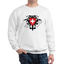 Stylish Switzerland Sweatshirt
