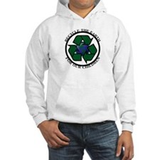Recycle the Earth Hoodie