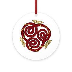 Drombeg Ornament (Round)