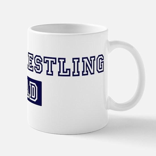 Ural Wrestling dad Mug