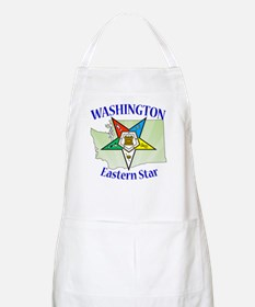 Washington Eastern Star BBQ Apron
