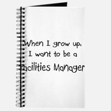 When I grow up I want to be a Facilities Manager J