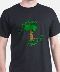 Tree Hugging Chipmunk T-Shirt
