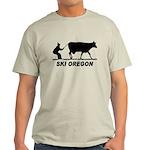 Ski Oregon Light T-Shirt