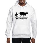 Ski Oregon Hooded Sweatshirt