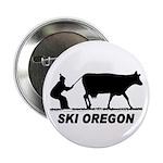 "Ski Oregon 2.25"" Button (10 pack)"