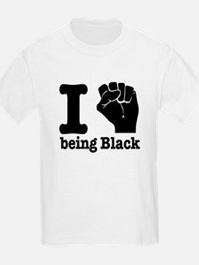 I love being black T-Shirt