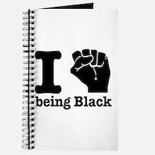I love being black Journal