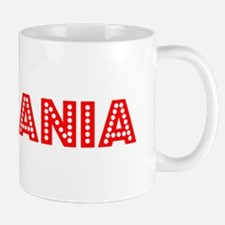 Retro Estefania (Red) Mug