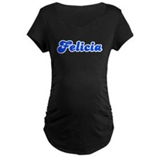 Retro Felicia (Blue) T-Shirt