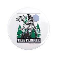 "Official Snowmobiler Tree Tri 3.5"" Button (10"