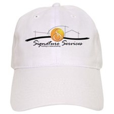 Signature Services Roofing Baseball Cap