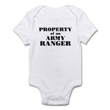 Property of an Army Ranger Infant Bodysuit