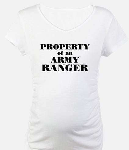 Property of an Army Ranger Shirt