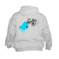 Kids Grand Piano Hoodie